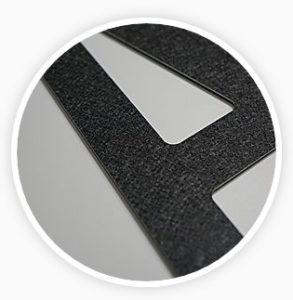 Usinage Alu-composite, DIBOND, REYNOBOND, VIKUBOND, ALUPANEL