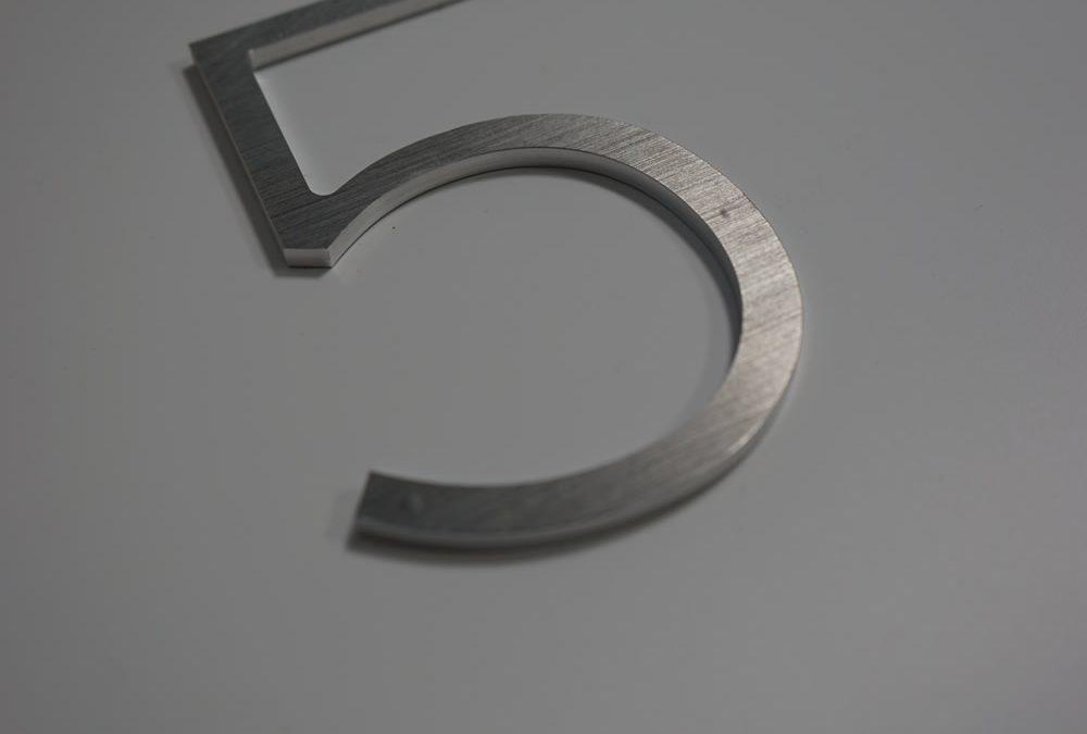 chiffre aluminium