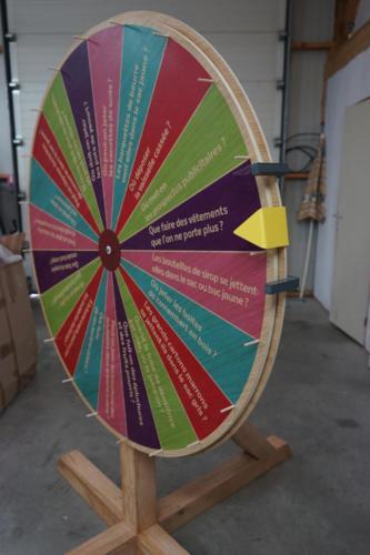 roue de la chance