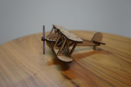Maquette Avion en MDF